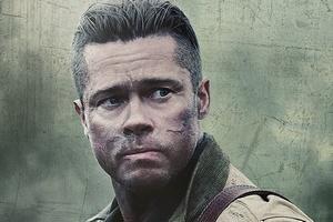 Brad Pitt csütörtöktől a Harag parancsnoki székében